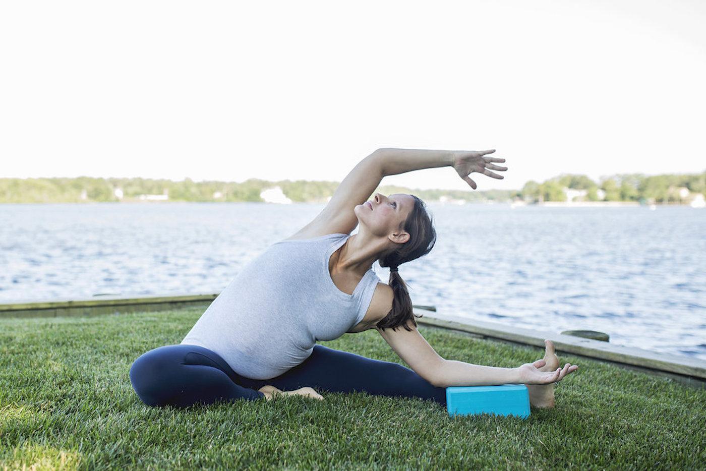 Prenatal Yoga - Simple Ayurveda